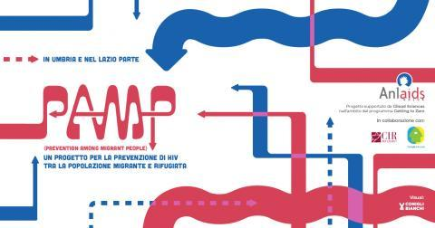 PAMP - Prevention Among Migrant People HIV and Aids - Information in multiple languages