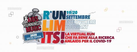 R*UNLIMITS 19/20 settembre 2020 la virtual Run che fa bene alla ricerca