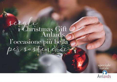 Christmas Gifts: un'idea per sostenere i nostri progetti