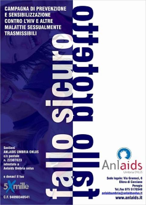 Contributi ricevuti da Anlaids Umbria