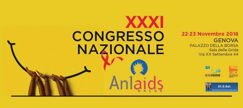 A Genova il XXXI Convegno Nazionale Anlaids 22-23 novembre 2018