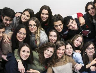 Classe IV A A.S. 2019/2020 - Liceo benedetto da Norcia, Roma